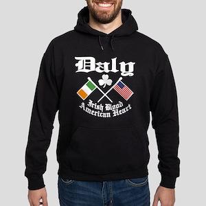 Daly - Hoodie (dark)