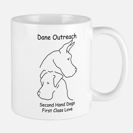 Dane Outreach Mug