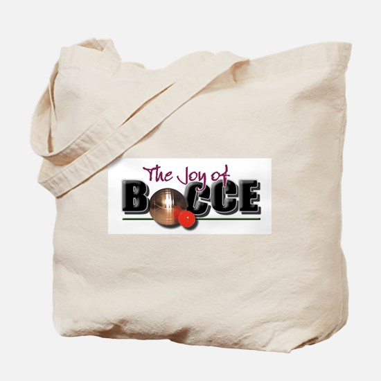 Cute Bocce Tote Bag