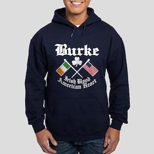 Burke - Hoodie (dark)