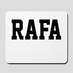 Rafa Mousepad