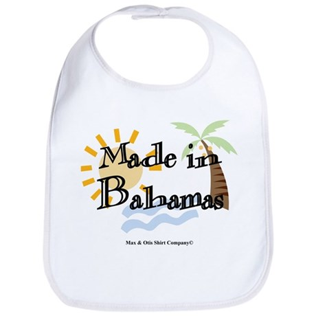 Made in Bahamas Bib