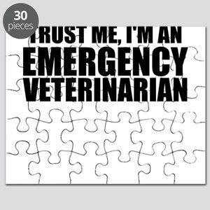 Trust Me, I'm An Emergency Veterinarian Puzzle
