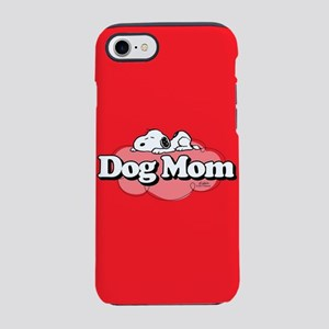 Snoopy Dog Mom iPhone 7 Tough Case