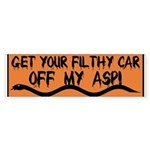 Funny Bumper Stickers for Snake Lovers!