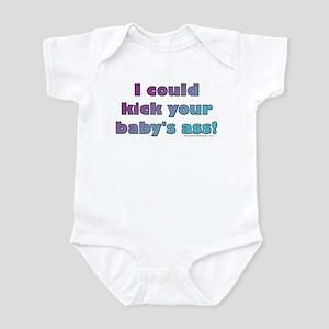 Kick Ass Infant Creeper