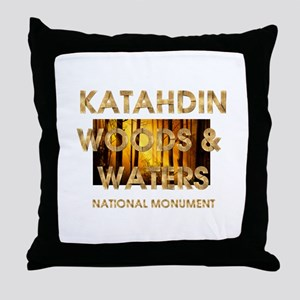 ABH Katahdin Throw Pillow
