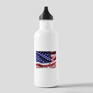 IN GOD WE Still TRUST Stainless Water Bottle 1.0L