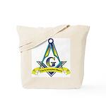 Free and accepted Mason Tote Bag