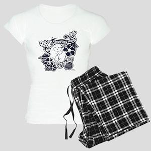 Snoopy Proud Dog Mom Women's Light Pajamas