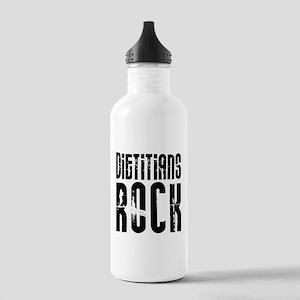 Dietitians Rock Stainless Water Bottle 1.0L