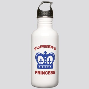 Plumber's Princess Stainless Water Bottle 1.0L