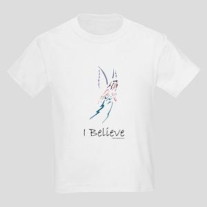 Angels/I believe Kids T-Shirt