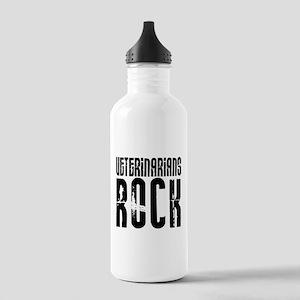 Veterinarians Rock Stainless Water Bottle 1.0L