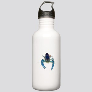 Blue Crayfish Stainless Water Bottle 1.0L