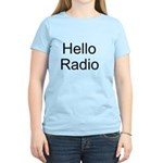 Hello Radio Women's Light T-Shirt