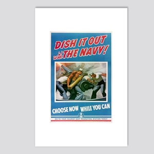 Dish It Out! Postcards (Package of 8)