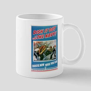 Dish It Out! Mug