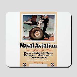 Naval Aviation Mousepad