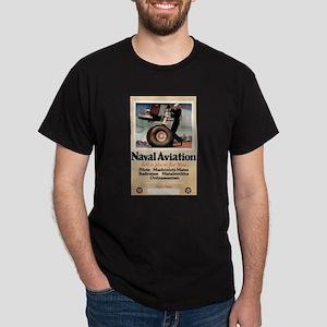 Naval Aviation Dark T-Shirt