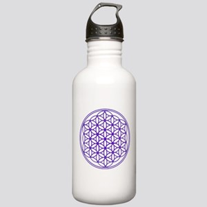 Flower of Life Stainless Water Bottle 1.0L