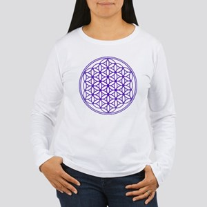 Flower of Life Women's Long Sleeve T-Shirt
