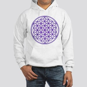 Flower of Life Hooded Sweatshirt