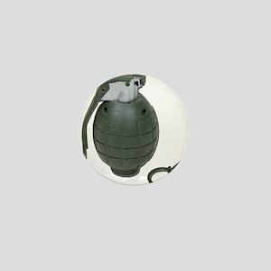 Grenade Mini Button