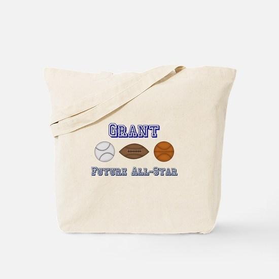 Grant - Future All-Star Tote Bag