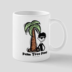 Palm Tree Pimp – custom desig Mug