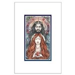 Hades & Persephone Large Poster