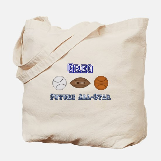 Greg - Future All-Star Tote Bag
