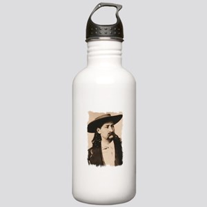 Wild Bill Hickok Stainless Water Bottle 1.0L