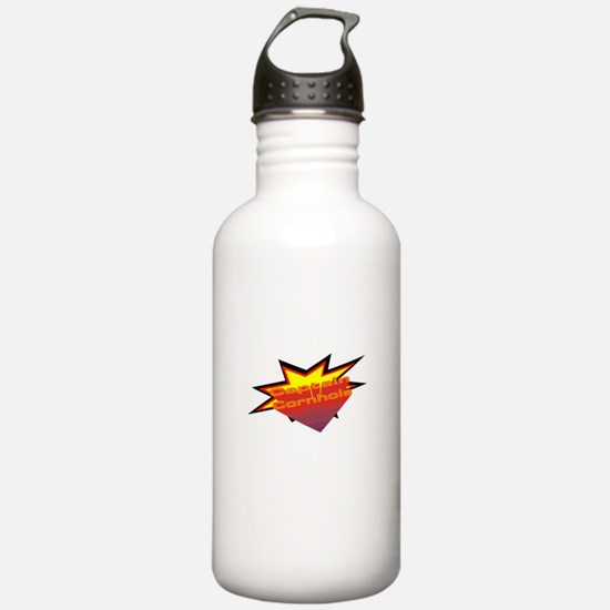 Captain Cornhole Water Bottle
