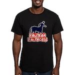 Centaur Men's Fitted T-Shirt (dark)
