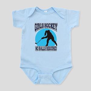 Girl's Hockey Body Suit