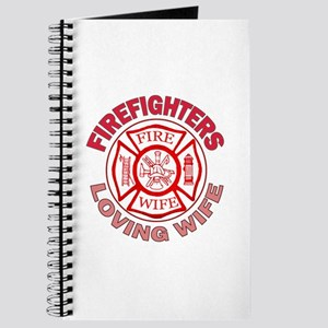 Firefighters Loving Wife Journal