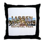 ABH Lassen Volcanic Throw Pillow