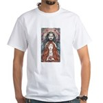 Hades & Persephone White T-Shirt