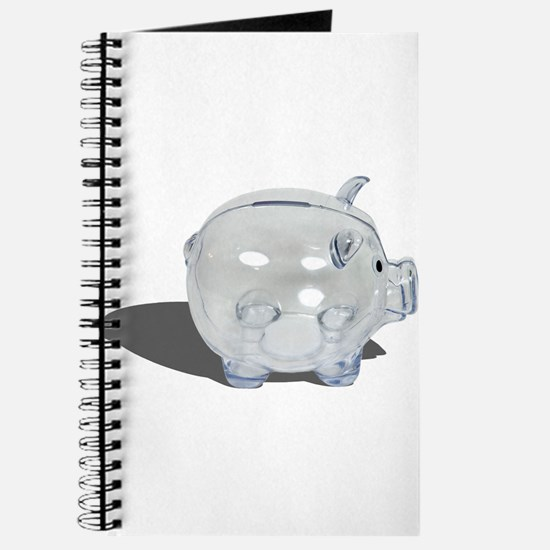 Piggy Bank Profile Journal