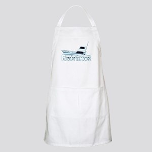 Boats n' hoes Apron