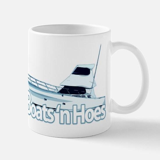 Boats n' hoes Mug
