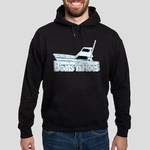 Boats n' hoes Hoodie (dark)