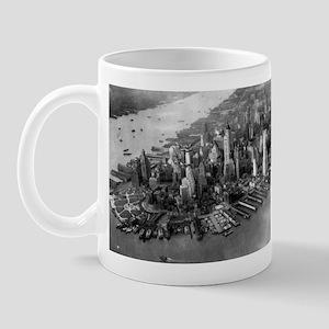 Manhattan 1942 Mug