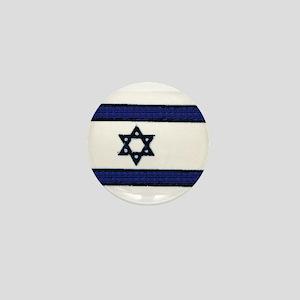 Israeli Flag Mini Button