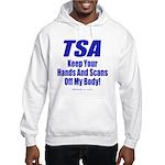 TSA Hands Hooded Sweatshirt