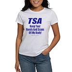TSA Hands Women's T-Shirt