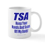 TSA Hands Mug