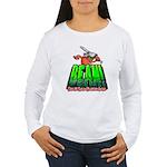 BEAN! The D2 RPG Women's Long Sleeve T-Shirt