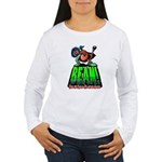 BEAN! The D2 RPG Women's Long Sleeve T-Shirt